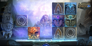 Asgardian Stones kolikkopeli