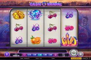 Cash Vandal kolikkopeli