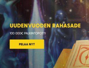 100 000 euroa - Bethard